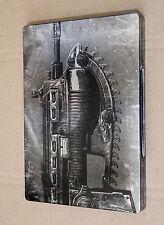 Gears of War 2 Limited Edition Steelbook,,, no hay juego // no Game