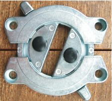 Table Connector, Bench-Type, Zinc Alloy - Nickel plated