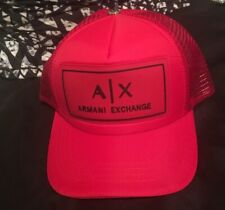 Armani Exchange SnapBack A|X Men's Baseball Cap/Hat