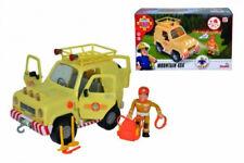 Simba Toys Feuerwehrmann Sam 4x4 Geländewagen ab 3 Jahren