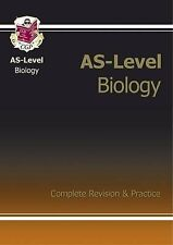 AS-Level Biology Complete Revision & Practice by CGP Books (Paperback, 2008)
