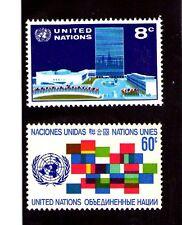Naciones Unidas New York año 1971 (AI-946)