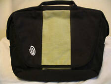 Timbuk2 Hemp Commute Slim Laptop Case Messenger Black