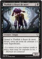 MTG Magic DOM - (x4) Deathbloom Thallid/Tallidé à fleurs de mort, French/VF