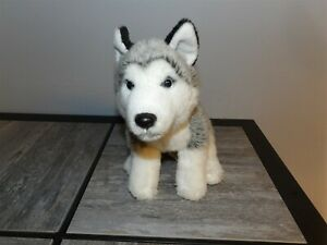 "HTF Retired 2017 Plush 14"" Toys R Us Animal Alley WOLF Stuffed Animal (*8b)"
