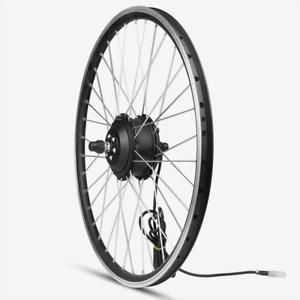 [Wheel Only] BAFANG 36/48V 250/500W e-Bike Conversion Kit Rear Wheel Hub
