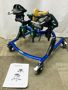 Rifton Pacer K501 Gait Trainer Small Walker Pediatric Mini Plus Accessories