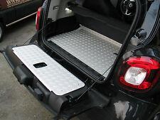 Heckklappenblende Cover Abdeckung Schutz Heckklappe Aluminium matt eloxiert