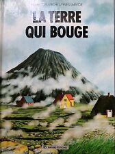 Livre animé : La Terre qui bouge, Bayard 1989 (1509)