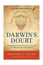 Darwin's Doubt: The Explosive Origin of Animal Life and the Cas... Free Shipping