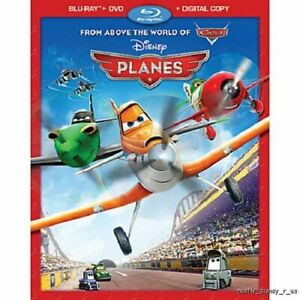 Disney Planes Blu-Ray and DVD 2 Disc Combo Set with Digital Copy New Sealed