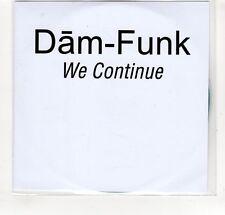 (GP156) Dam Funk, We Continue - DJ CD