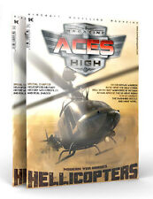 AK Interactive AKI-AH09 Aces High Magazine Issue 9: Helicopters