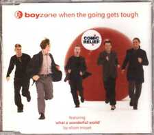 Boyzone - When The Going Gets Tough - CDM - 1999 - Pop 3TR NEW SEALED