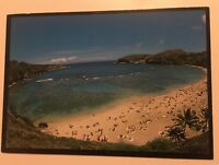 Bob Young's Hawaii Hanauma Bay 1979 Photo Postcard Unposted