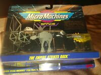 Hasbro Star Wars Micro Machines The Empire Strikes Back Tie Starfighter Action …