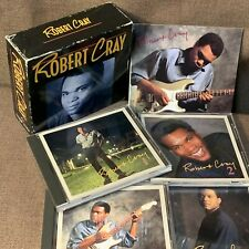 ROBERT CRAY Great Box-Essential Selection JAPAN 4CD BOX PHCR-3145~8 w/BOOKLET