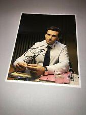 ELYAS M'BAREK 'Der Fall Collini' signiert signed In-person Foto 20x25 Autogramm