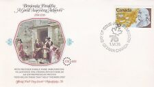 Canada 1976 3 First Day Covers / Ben Franklin / American Bicentennial