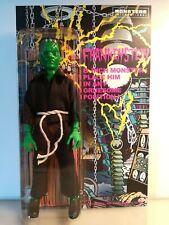 """FRANKENSTEIN 8"""" SHOCK MONSTER CREATURE FIGURE by BKC AHI AZRAK MEGO LINCOLN"""