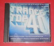 Trance Top 40 -- 2er-CD / Dance Sampler
