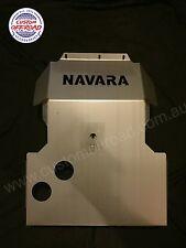 Nissan Navara D22 2002 - 2015 4mm Stainless Steel Bash Plate