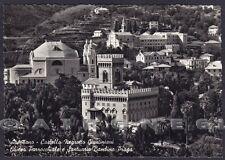 GENOVA ARENZANO 47 CASTELLO - SANTUARIO Cartolina FOTOGRAFICA