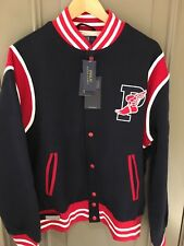 POLO Ralph Lauren STADIUM  Bomber Jacket 1992  P WING  New With Tags Large #