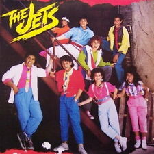 """12"""" The Jets Same (Crush On You, Heart On The Line) 80`s MCA Records"""