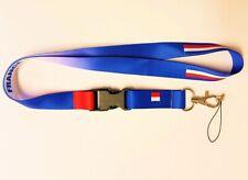 Lanyard, Holder Badge, Neck Size Pattern France