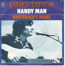7inch JAMES TAYLOR handy man GERMAN 1977 EX  (S0788)