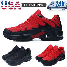 Men's Sneakers Air Cushion Running Shoes Sports Jogging Tennis Athletic Walking