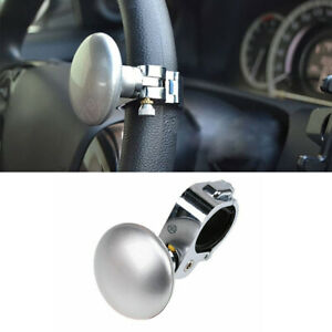 Universal Car Steering Wheel Suicide Spinner Handle Power Ball Booster Spin Knob