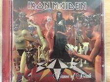 IRON MAIDEN - Dance Of Death CD 2003 EMI Australia Excellent Cond!