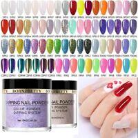 BORN PRETTY Glitter Dipping Powder Long Lasting Nail Art Starter Gel Polish 10ml