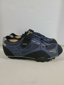 Diadora Bicycle Cycling Racing Shoes 4-bolt size 10