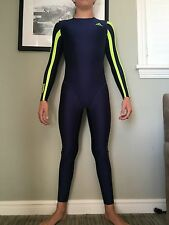 FULL BODY WITH ARMS SWIMSUIT adidas Equipment swimming skin long sleeve swimskin