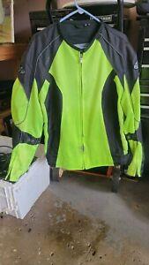 joe rockets mesh motorcycle jacket