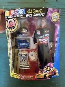 "Dale Jarrett 1997 NASCAR Special Edition 12"" Collector Figure, Accessories 55042"