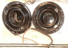 Headlight Bucket Assembly, Original Pair.  50's Chevy, Buick, Pontiac, Olds?
