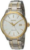 *BRAND NEW* Seiko Men's TwoTone Stainless Steel Watch SRP704