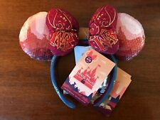 Minnie Mouse the Main Attraction Ears Headband BIG THUNDER MOUNTAIN - IN HAND
