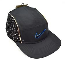 2a73bbf9 Size: Adjustable. NWT Supreme NY Nike Tailwind Swoosh Logo Running Hat Cap  Black DS SS19 AUTHENTIC