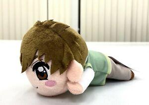 CardCaptor Sakura Nesoberi Mascot Toy Plush Keychain Doll Syaoran Li SG9878