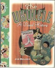 "The Ukulele ""A Visual History"" Book-Extremely Rare-New On Sale Music-Hardcover!"