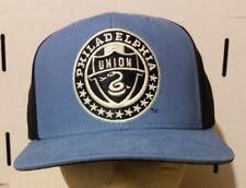 MLS Philadelphia Union Adidas Structured Snap Back Hat Cap Style # VO06Z NEW!