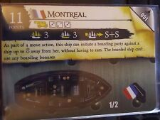 Pirates Fire & Steel #051 Montreal Pocketmodel CSG