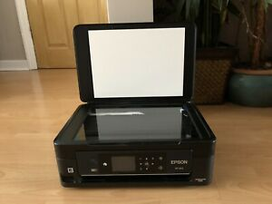 Epsom Expression Home XP-442 All In One Wireless Inkjet Printer - Black