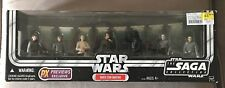 STAR WARS HASBRO DEATH STAR BRIEFING ROOM FIGURE SET! PX PREVIEWS EXCLUSIVE MIB!