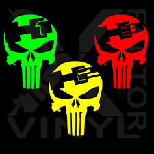 Punisher Hummer Decal H1, H2, H3, Vinyl dicut decal 3 sizes, 14 colors! FASTSHIP